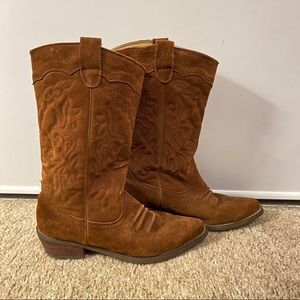 Quality cowgirl boots